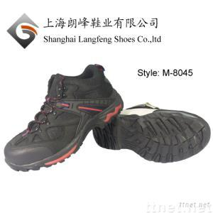 Metal-free safety shoes