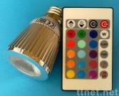 5W RGB LED Spot light with IR Remoter