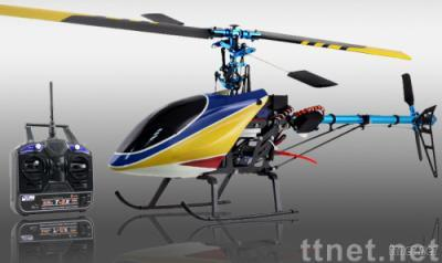 6ch 3D flying rc helicopter Titan450 rc toy