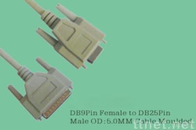 Computer Cable/DB9Pin Cable(CP0401)