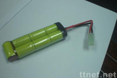 High Rate SC Ni-MH rechargeable battery for R/C