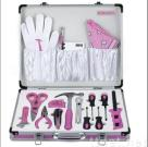 18PCS Pink Lady Tool Set