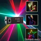1WRGB full color Animation stage laser light