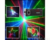 2W RGB full color stage laser light show