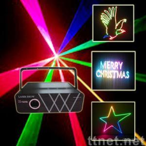 600MWRGB  full color Animation laser light show