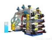 High Speed 8 Colors Film Flexographic Printing Machine