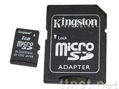 Kingston 2gb/32gb Micro SD Cards