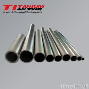 unalloy titanium and titanium alloy tube for industrial using