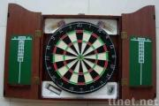 deluxe assembled cabinet with bristle dartboard JB-B7