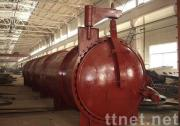 Steam Autoclave In Chemical Industry And Rubber Industry