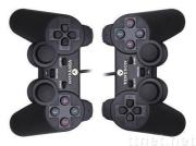 PC Wired Vibration Twin Gamepad