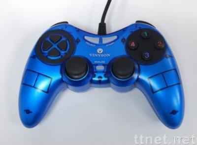 PC Wired Vibration Game Controller