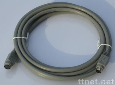 8 Pin Mini Din Cable