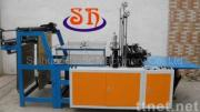 Double-layer Sealing and Cutting Bag Making Machine