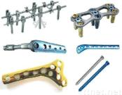 orthopedic implants/traume bone plates/surgical instruments