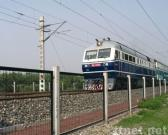 railway protection wire mesh fence