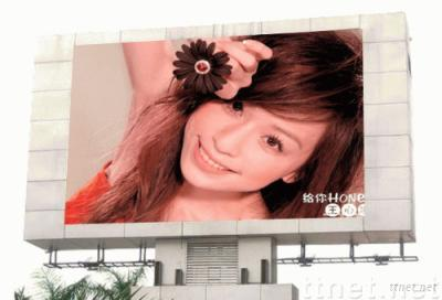 2011HOT!!outdoor LED display which are promised the high quality