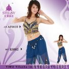 professional belly dance costume set