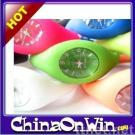 2011 new Silicone watch,colorfull silicone sports watch