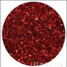 red  glitter powder for decoration