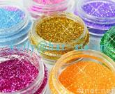 glitter powder for decoration