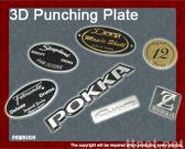 3D Punching Plate