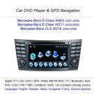 Benz  DVD Player & GPS Navigation