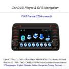 FIAT Panda  DVD Player & GPS Navigation