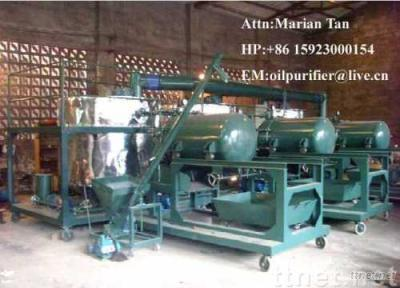 NRY-V Internal-combustion Engine Oil Recycling Machine