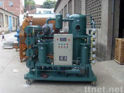 Two-stages Insulation Oil Regeneration And Decoloring Purifier