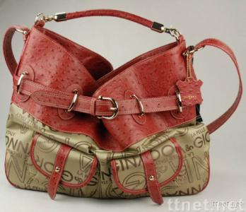 Ostrich Leather Bags