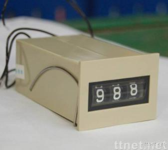 3-digit electromagnetic counter