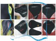 Bicycle Seat Cover, Silicone Cushion Cover, Saddle Sets