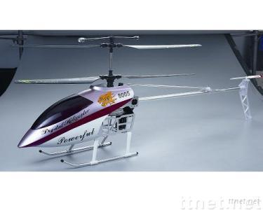 RC Helicopter (3ch + Gyro)