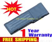 6600mah Dell Laptop Battery For Dell 6400