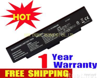4400mAh Sony Laptop Battery for Sony BPS2