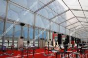 Transparent Exhibition Tent