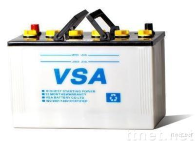 Dry Charged Auto Batteries
