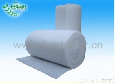 Pre-filter cotton-booth filter intake
