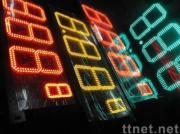 LED Gas/Oil Price Signage