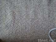 Jacquard Wrinkle Embossed Fabric For Curtain
