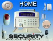 Multi-Function Security Alarm System