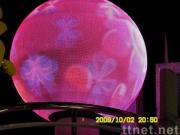 Color Led Ball