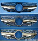 Benz Front Grille