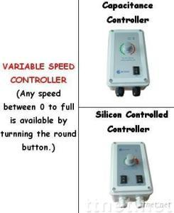 Variable Speed Controller  for Ventilation Fan