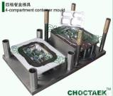 Multi-Compartment Container Mould