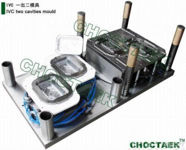 Multiple Cavity Mould