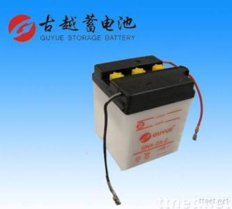 Dry Motorcycle Battery