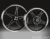 Motorcycle Alloy Wheels, Parts