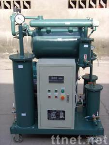 Single-Stage Vacuum Transformer Oil Purifier
